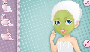 Dress Up Salon для телефона