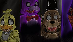 Five Nights at Freddy на Android