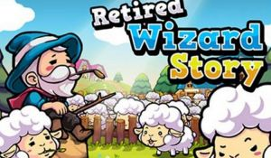 Retired Wizard Story для планшета