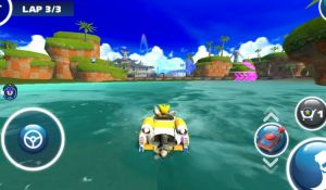 Sonic Racing Transformed на Android