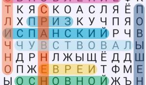 Word Search для планшета