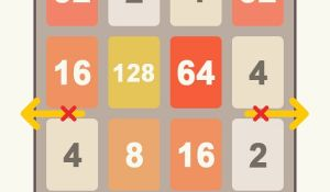 2048 Number Puzzle game на android