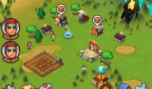 Adventure Town для Android