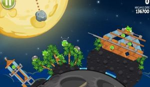 Angry Birds Space для Android