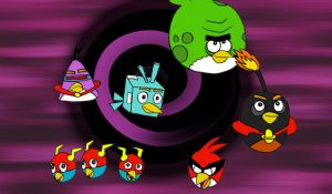 Angry Birds Space для смартфона