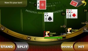 BlackJack 21 на Android