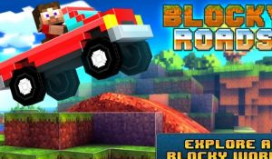 Blocky Roads ��� Android