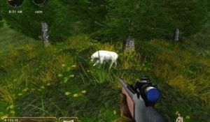 Управление игры Cabelas Big Game Hunter