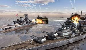 Управление игры Call Of Warships World Duty