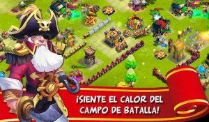 Игра Castillo Furioso Castle Clash