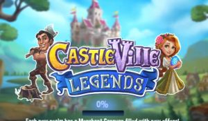 Игра CastleVille Legends