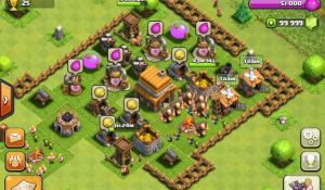 Игра Clash Of Clans Hack