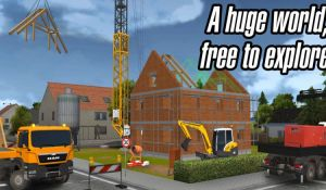 Игра Construction Simulator 2014