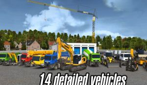 Construction Simulator 2014 для Андроид