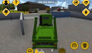 Управление игры Construction Simulator 2014