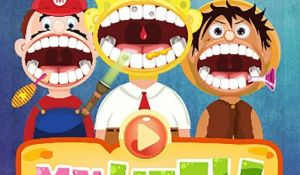 Игра Crazy Dentist
