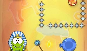 ���� Cut the Rope Time Travel