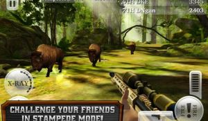 Управление DEER HUNTER RELOADED