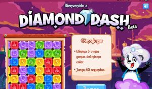 �������� Diamond Dash