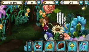 Враги игры Disney Alice in Wonderland
