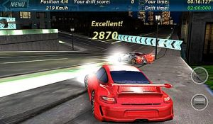 Графика игры Drag Edition Racing 3D 2014