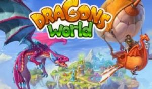 Игра Dragons World