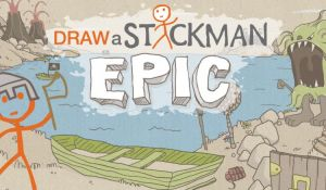 Игра Draw a Stickman EPIC