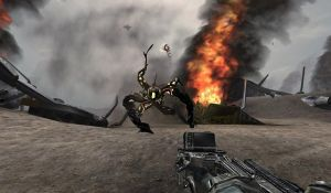 Графика Edge of Tomorrow Game