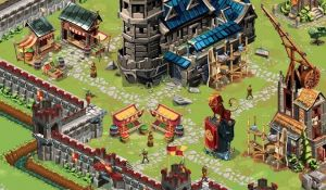 Empire Four Kingdoms для Андроид