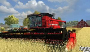 Управление игры Farming Simulator