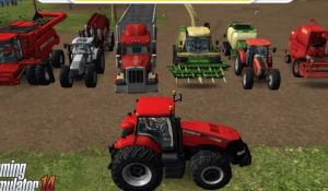 Farming Simulator 14 для планшета