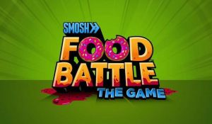Игра Food Battle The Game