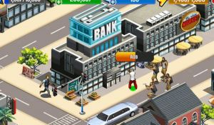 Игра Gangstar City