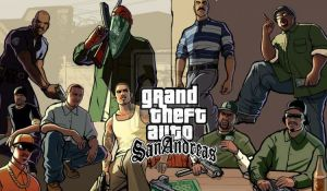 Grand Theft Auto: San Andreas для андроид