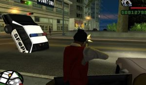 Grand Theft Auto: San Andreas для телефона