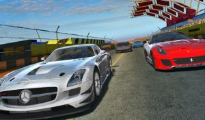 Геймплей GT Racing 2 The Real Car Experience