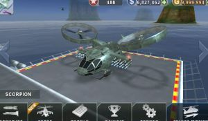 GUNSHIP BATTLE Helicopter 3D для android