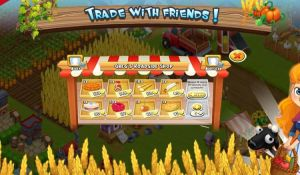 Happy Farm Candy Day на смартфон