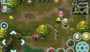Inotia 3 Children of Carnia для android