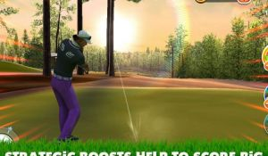 Управление игры King of the Course Golf
