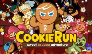 LINE COOKIE RUN на android