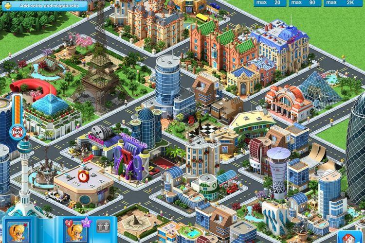Игра Мегаполис На Андроид Читы