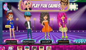 �������� MovieStarPlanet