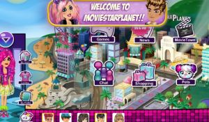 Игра MovieStarPlanet