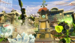 Plants vs Zombies Garden Warfare для Android