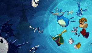 Rayman Origins �� android