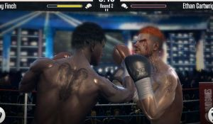 Real Boxing на смартфон