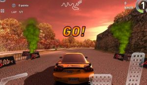 Меню игры Real Drift Car Racing