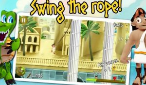 Игра Rope Escape