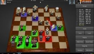 Игра SparkChess HD